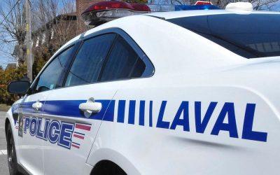 Michel Trottier promet un meilleur soutien aux forces policières de Laval  Nouvelles police 400x250