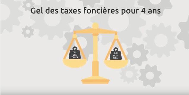 Un gel de taxes jusqu'en 2021, promet Michel Trottier