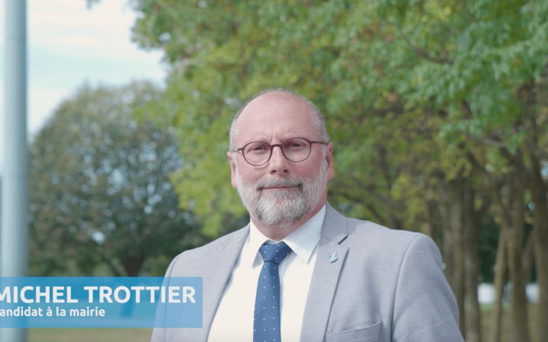 Michel Trottier travaillera avec tous les conseillers élus