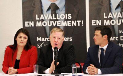 Dépenses électorales: Le maire dépense le double de son principal adversaire  Nouvelles marc depense 400x250