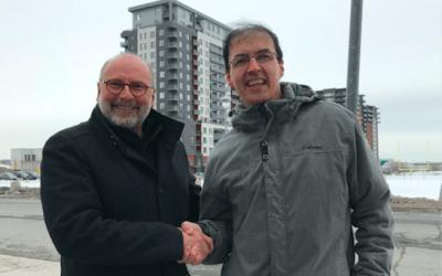 Pierre Anthian continue de représenter les citoyens de Laval-des-Rapides  Nouvelles Capture d   e  cran 2018 03 06 a   14